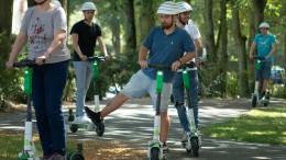Fahrtraining für E-Roller