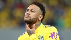 Messi und Neymar im Chaos