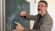 Ist ziemlich gut in Mathe: Norman Bitterlich