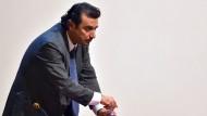 Rechtfertigt sich: Francesco Schettino am Dienstag vor Gericht