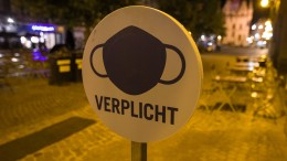 Belgien verabschiedet sich von der Maskenpflicht