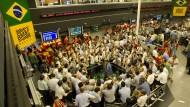 Angst im Nacken: Brasiliens Märkte fürchten Donald Trumps Sieg bei den amerikanischen Wahlen.