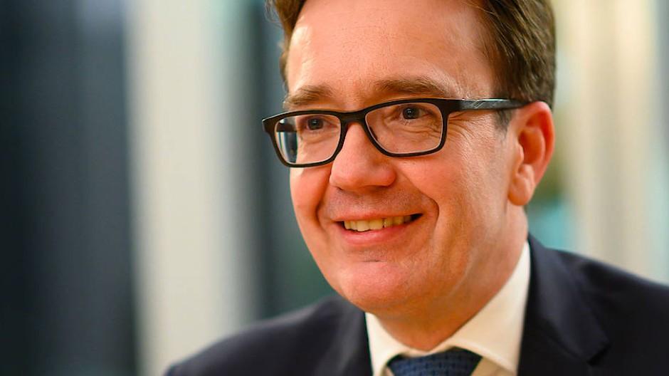 Der Deutschland-Chef der Bank of America: Armin von Falkenhayn