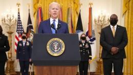 Biden beruft zwei Frauen auf hohe Posten in der Armee