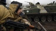 Wenn der Russe Frieden sagt, meint er Krieg