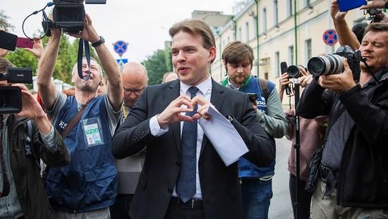 Belarussischer Oppositioneller Snak festgenommen