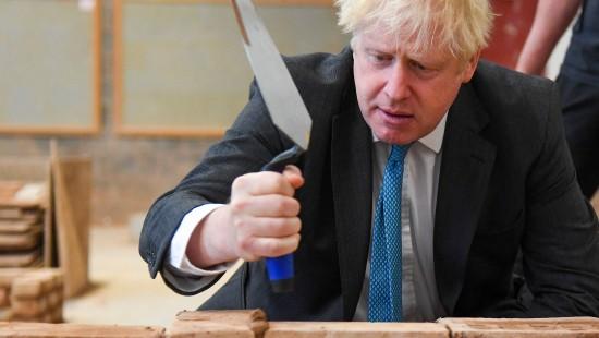 Unterhaus nimmt Johnsons Binnenmarktgesetz an