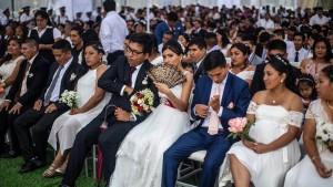 Liebe lag in der Luft von Lima