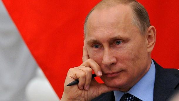 Putin im verlassenen Hinterhof Amerikas