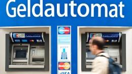 Geldautomaten dürfen teuer sein