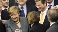 Bundestag verabschiedet Haushalt 2010