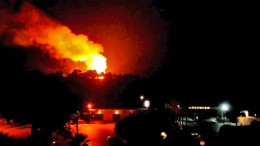 Explosion auf Militärgelände in Zypern