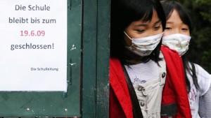 Schweinegrippe breitet sich immer weiter aus