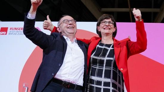 Koalitionskritiker setzen sich durch