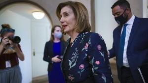 Die absehbare Eskalation im Repräsentantenhaus