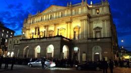 Die Oper wird Universität
