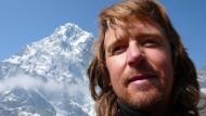 Traum vom Gipfel: Für den blinden Bergsteiger Andy Holzer soll der Everest die Krönung werden.