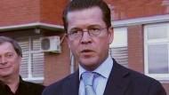 Guttenberg: Keine Entwarnung im Kosovo