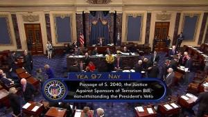 Kongress verhindert Veto von Obama