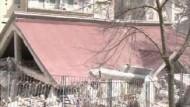 Rettungskräfte: Mehr als 90 Erdbebentote