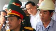 Wichtiger Zeuge: Phan van Anh Vu im April 2016 in Vietnam