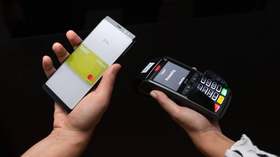 Wirecard wickelt Zahlungen für andere ab.