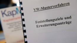 Verbraucherzentrale wirbt für VW-Klage
