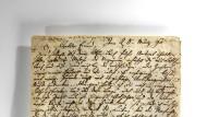 Verschollener Schiller-Brief: Ermahnungen an den liebsten Freund