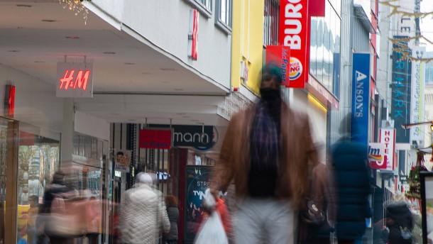Einzelhandel darf im Saarland öffnen