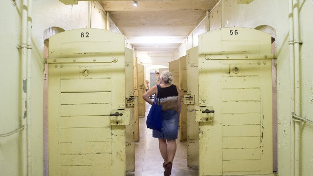 Konzerte und Gyros im ehemaligen Gefängnis