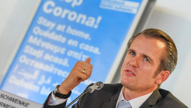 Frankfurt und Offenbach nähern sich der dritten Corona-Warnstufe