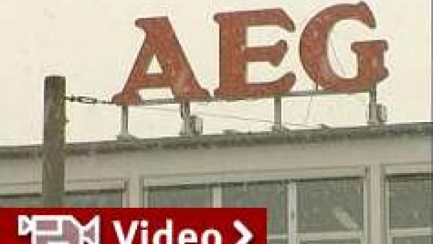Sozialtarifvertrag für AEG-Werk unterschrieben