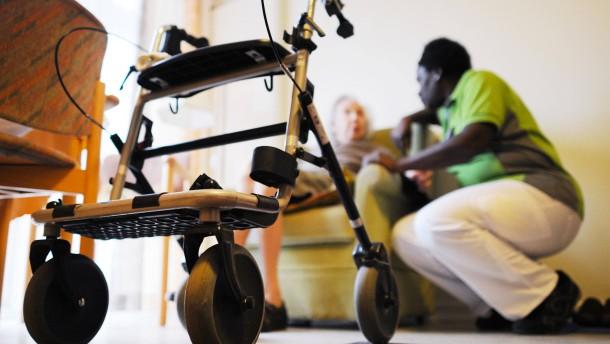 Lohnt sich eine Pflegezusatzversicherung?