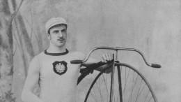 Radsport-Ikone aus dem Palmengarten