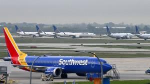 Notlandung von Boeing 737 Max 8