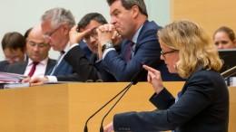 CSU verschärft bayerisches Polizeirecht