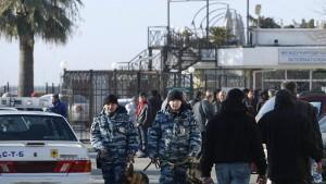Sieben Tote bei Schusswechsel im Kaukasus