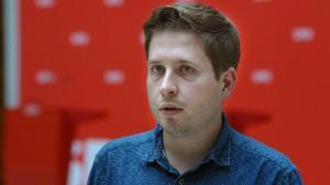 SPD-Landespolitiker bringen Kühnert als Parteichef ins Spiel