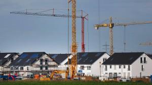 Häuser werden immer teurer und die Schuldenlast höher