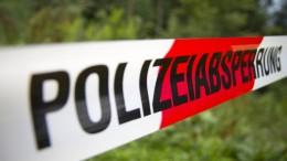 Polizei findet Säcke mit Leichenteilen