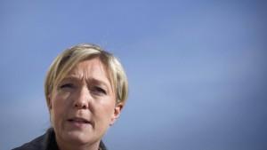 Marine Le Pens Angst vor dem Platzverweis