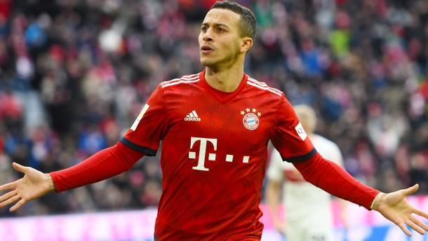 Thiago-Abgang vom FC Bayern rückt näher