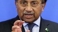 Musharraf droht Amtsenthebung