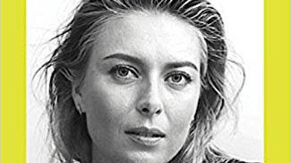"""Maria Scharapowa: """"Unstoppable, My life so far."""" Sarah Crichton Books, 304 Seiten, etwa 19 Euro."""