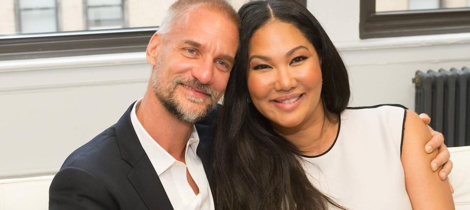 Tim Leissner mit seiner Frau, dem Model Kimora Lee Leissner.