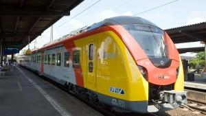 Lokführermangel lähmt Schienenverkehr