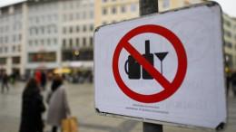 Gericht kippt bayernweites Alkoholverbot im öffentlichen Raum