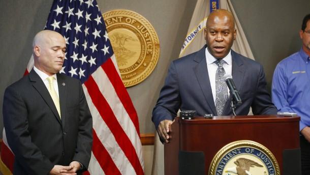 FBI verhindert Bombenanschlag auf Muslime