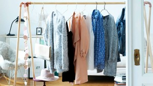 Alte Mode neu verkaufen