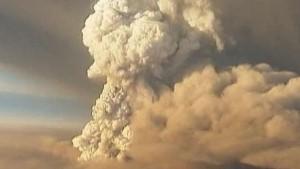Abermals Vulkan ausgebrochen